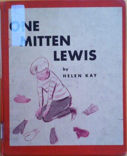 9780688410827: One Mitten Lewis