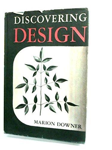 Discovering Design: Marion Downer