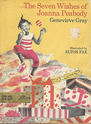 The Seven Wishes of Joanna Peabody: Gray, Genevieve S.