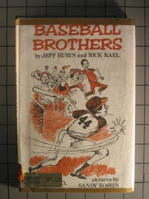 9780688417444: Baseball brothers