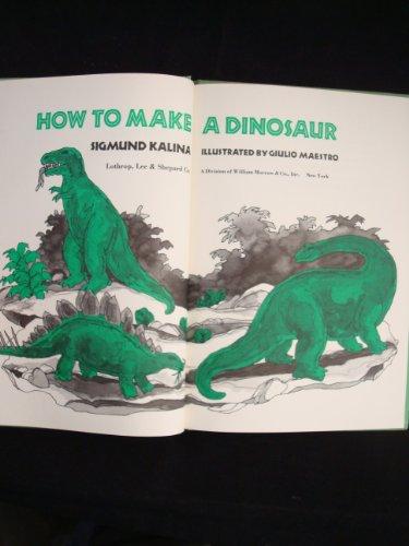 How to Make a Dinosaur: Sigmund Kalina