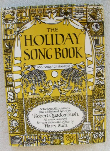 The Holiday Song Book