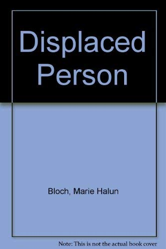 9780688418601: Displaced Person