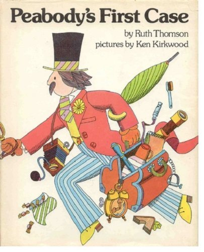 Peabody's first case: Thomson, Ruth