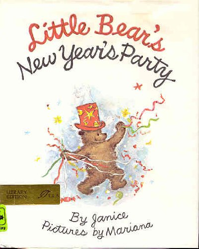 9780688500023: Little Bear's New Year's party