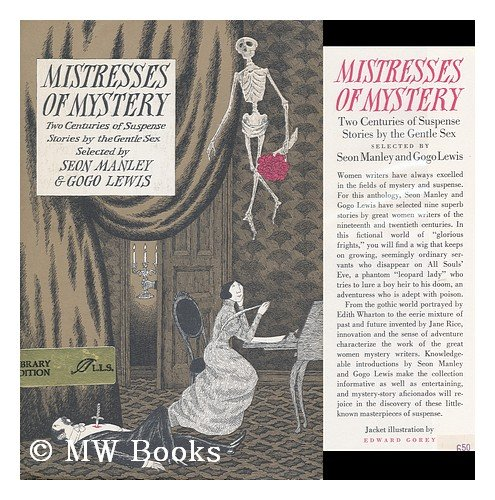 9780688515225: Mistresses of Mystery: Two Centuries of Suspense Stories by the Gentle Sex.