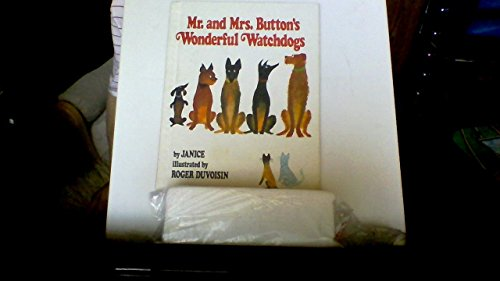 9780688518486: Mr. and Mrs. Button's Wonderful Watchdogs