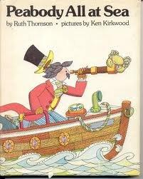 9780688518622: Peabody All At Sea