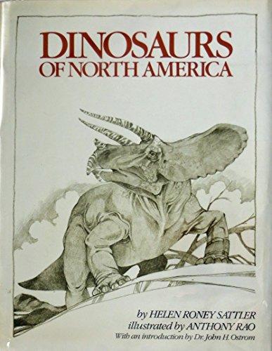 9780688519520: Dinosaurs of North America