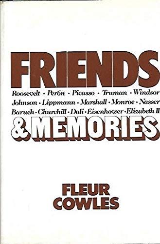 Friends & memories: Cowles, Fleur