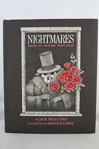 9780688800536: Nightmares: Poems to Trouble Your Sleep