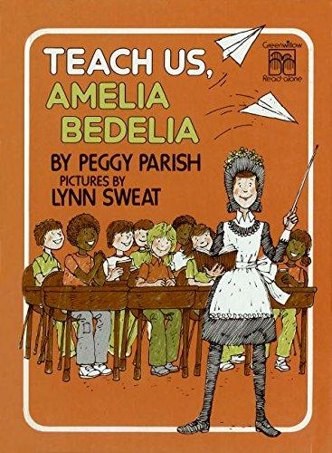 9780688800697: Teach Us, Amelia Bedelia