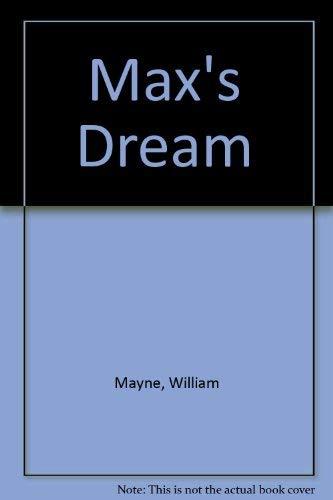 9780688801311: Max's Dream