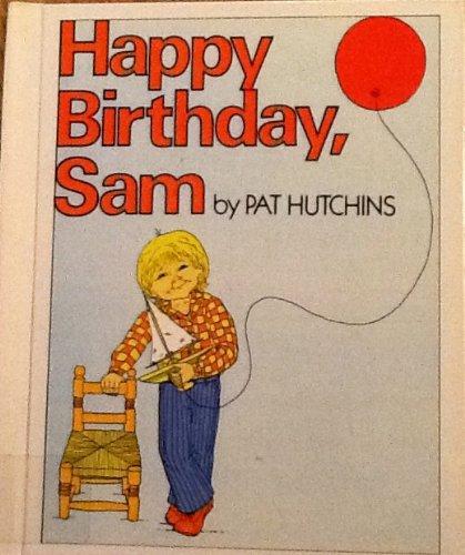 9780688801601: Happy birthday, Sam