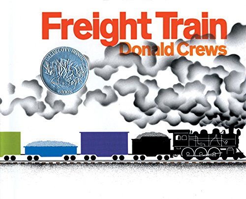 9780688801656: Freight Train