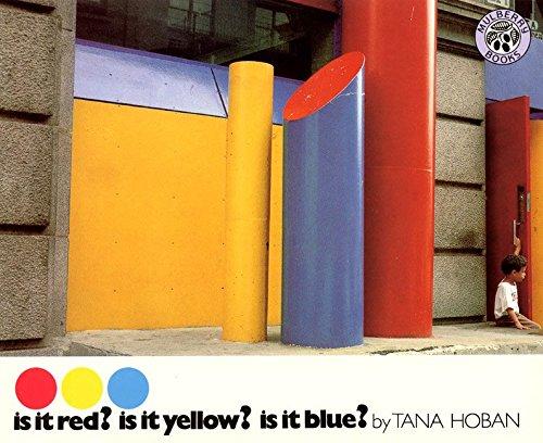 9780688801717: Is It Red? Is It Yellow? Is It Blue?