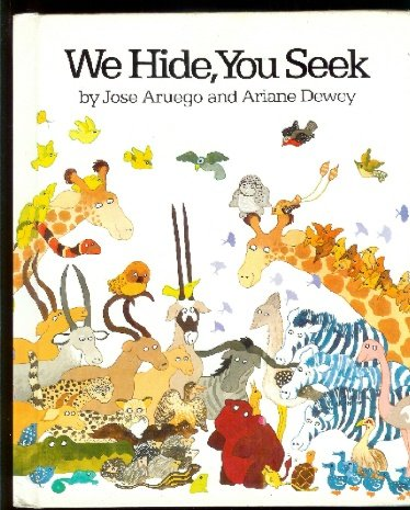 9780688802011: We Hide, You Seek