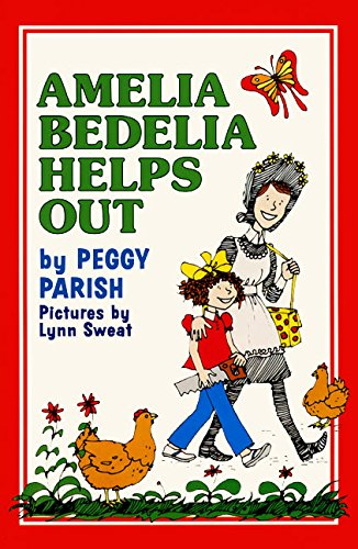 9780688802318: Amelia Bedelia Helps Out (I Can Read Books: Level 2)