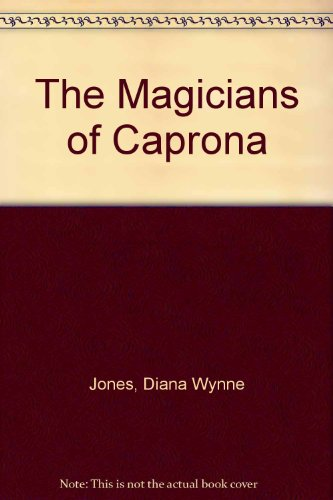 9780688802837: The Magicians of Caprona