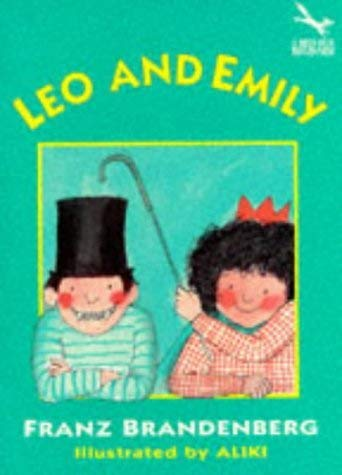 9780688802929: Leo and Emily (Greenwillow Read-Alone Books)