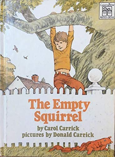 9780688802936: The Empty Squirrel (Greenwillow Read-Alone)