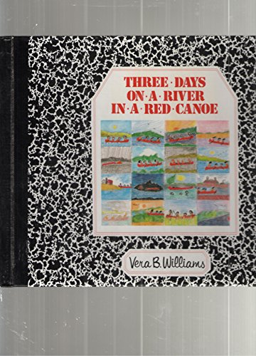 9780688803070: Three Days on a River in a Red Canoe