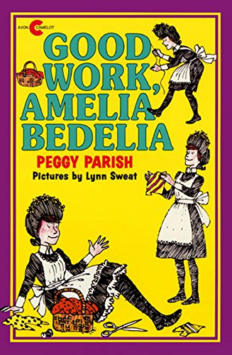 9780688840228: Good Work, Amelia Bedelia (I Can Read Amelia Bedelia - Level 2)