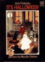 It's Halloween (Greenwillow Read-Alone): Prelutsky, Jack, Hafner, Marylin