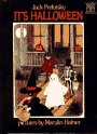 It's Halloween (Greenwillow Read-Alone) (9780688841027) by Jack Prelutsky; Marylin Hafner