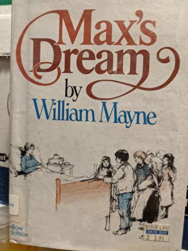 9780688841317: Max's Dream