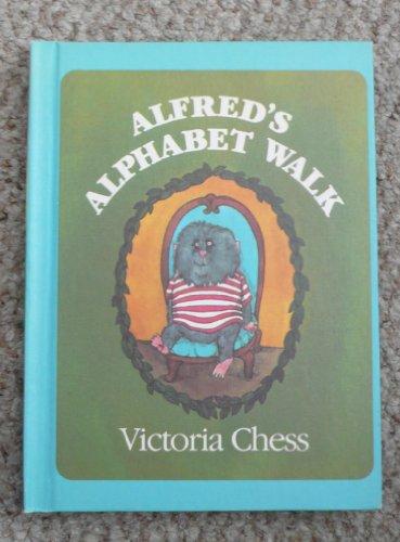 9780688842239: Alfred's Alphabet Walk