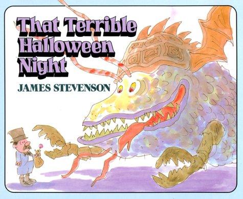 9780688842819: That Terrible Halloween Night