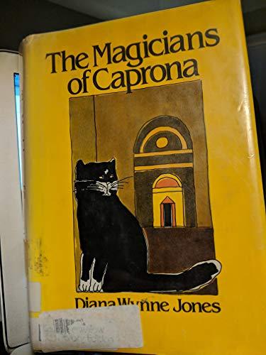 The Magicians of Caprona: Diana Wynne Jones