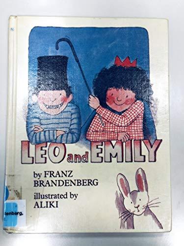 9780688842925: Leo and Emily
