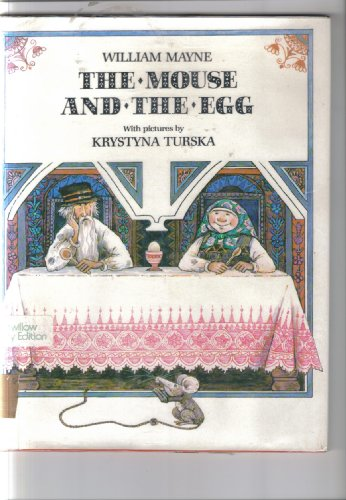 9780688843014: Mouse and the Egg