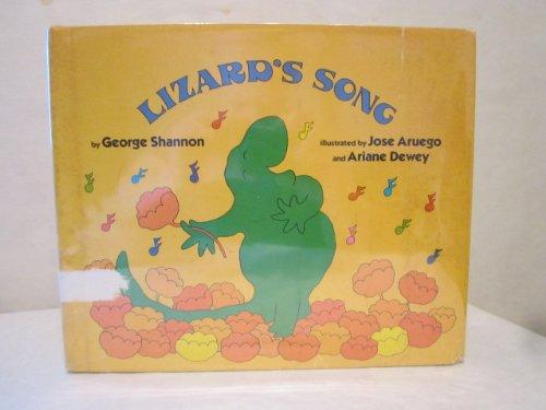 9780688843106: Lizard's Song