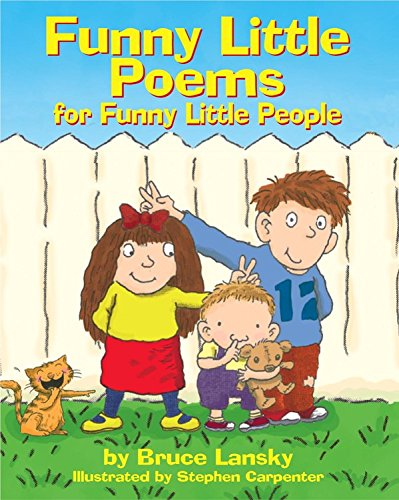 9780689024542: Funny Little Poems For Funny Little People