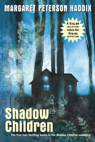 9780689033674: Shadow Children Boxed Set: Among the Hidden, Among the Impostors, Among the Betrayed, and Among the Barons