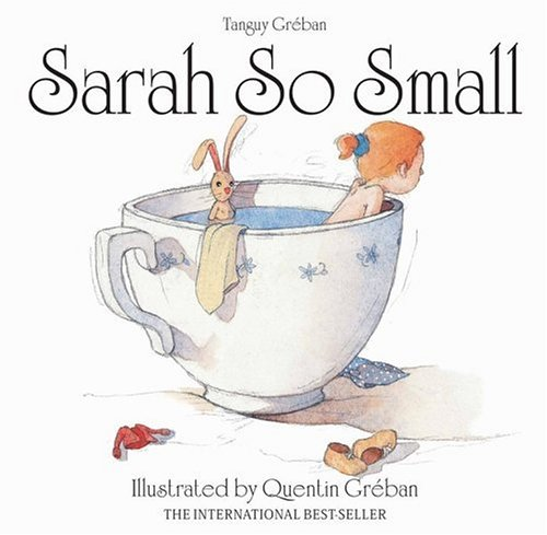 9780689035944: Sarah So Small