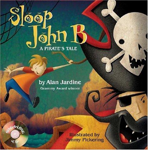 9780689035968: Sloop John B: A Pirate's Tale