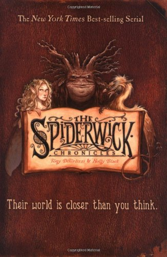 9780689040344: The Spiderwick Chronicles (Boxed Set): The Field Guide; The Seeing Stone; Lucinda's Secret; The Ironwood Tree; The Wrath of Mulgrath