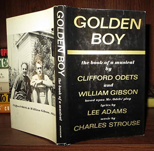 9780689102172: Golden Boy
