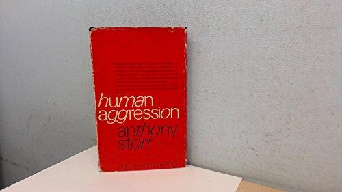 9780689102615: Human Aggression.