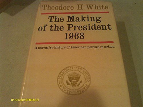 9780689102936: The Making of the President, 1968