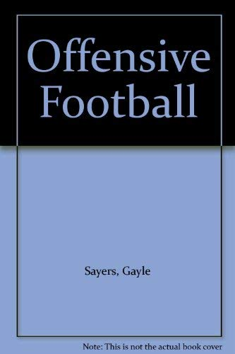 Offensive Football: Griese, Bob & Gale Sayers
