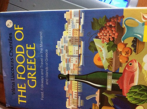 9780689105647: The food of Greece