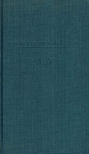 9780689105746: Portrait of a Marriage: V. Sackville-West and Harold Nicolson
