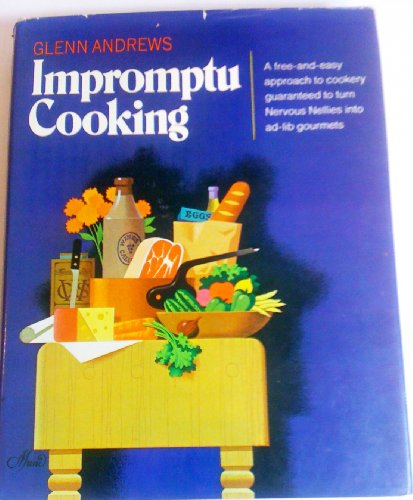 Impromptu Cooking (Inscribed & Signed By Author)