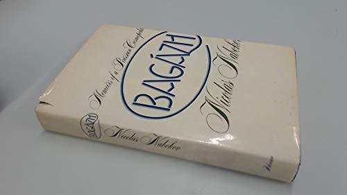 9780689106569: Bagázh: Memoirs of a Russian cosmopolitan