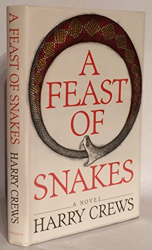 9780689107290: A feast of snakes